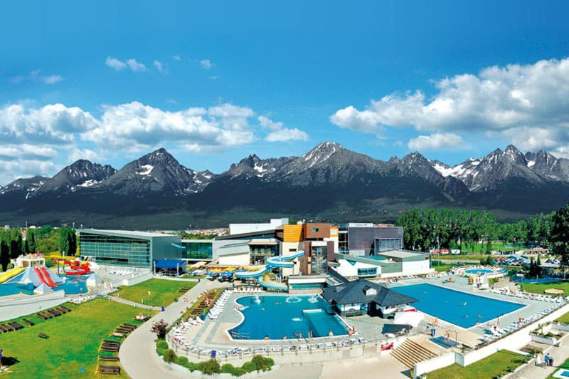 AquaCity Poprad Thermal Park
