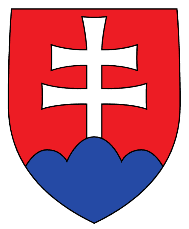 Coat of Arms of the Slovak Republic