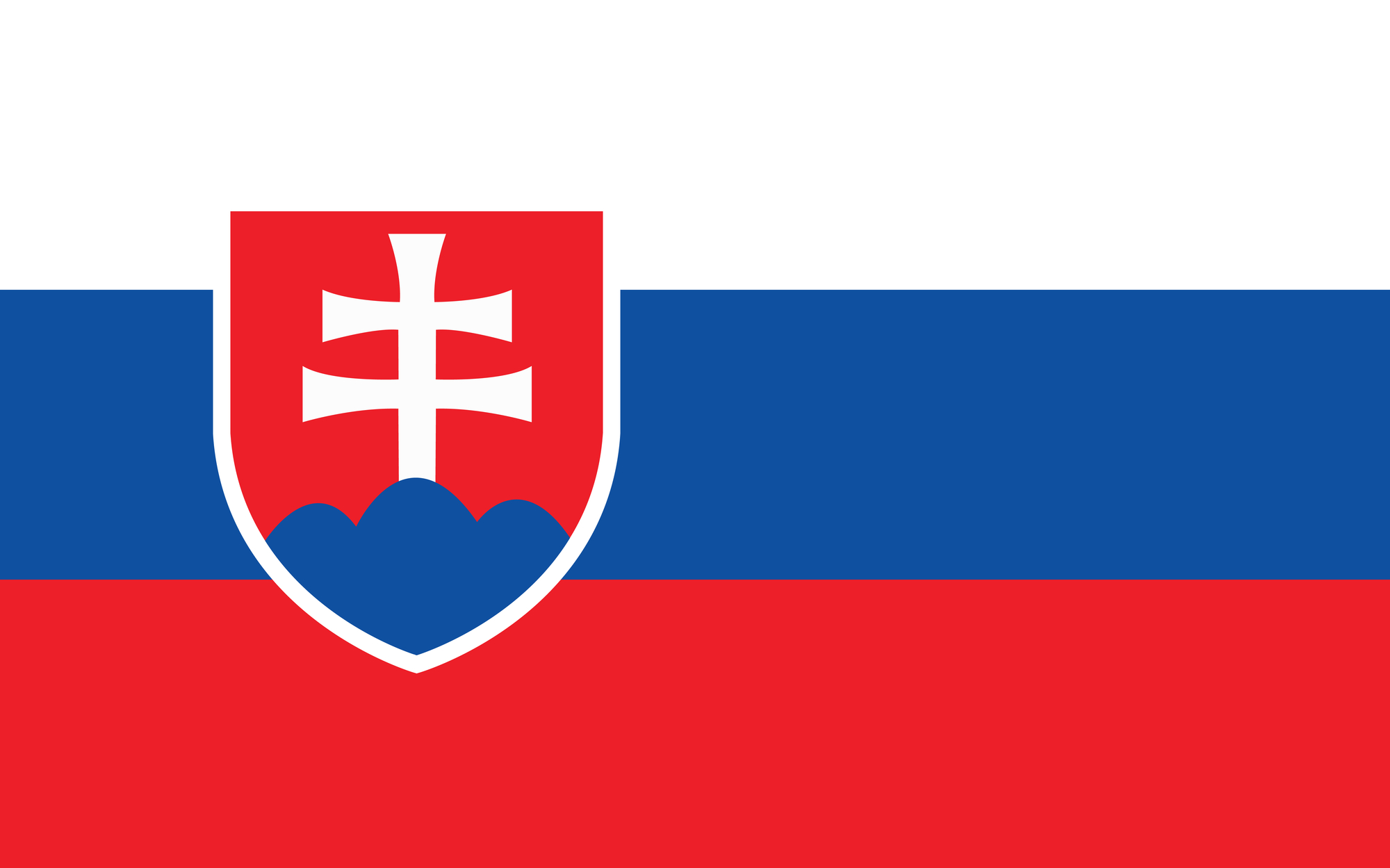 The Slovakian flag: The Colors, History, and Meaning