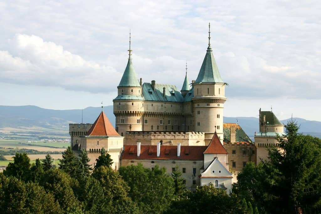 Bojnice: One of the Most Bautiful Slovak Castle