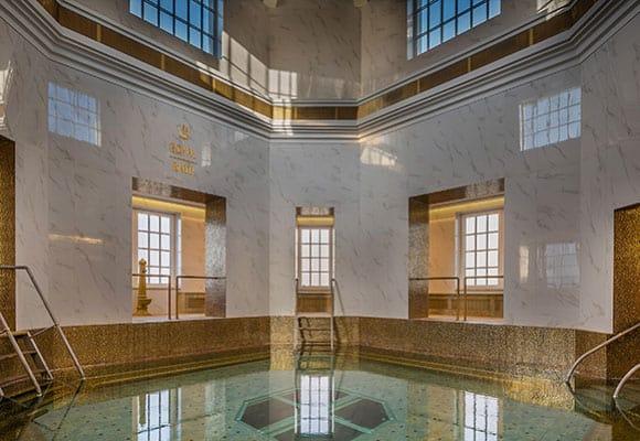 Zlaté Kúpele Turčianske Teplice Spa