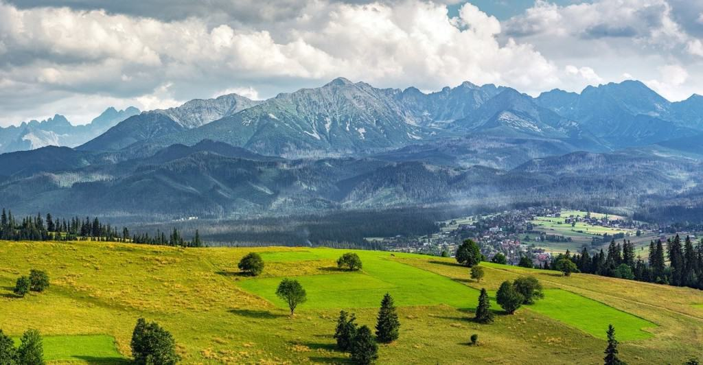 High Tatras: The Biggest Mountains in Slovakia