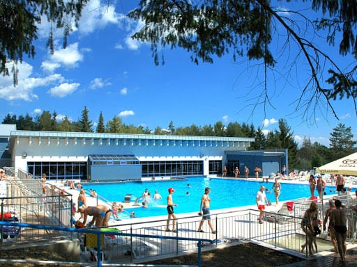 Kováčová Thermal Baths